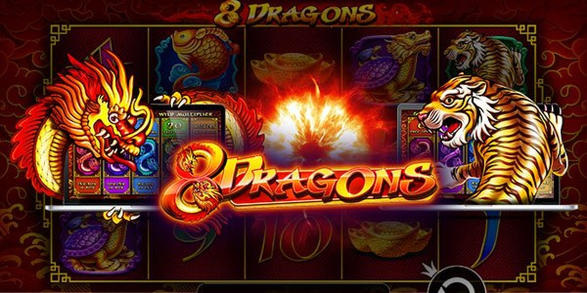 The 8 Dragons Online Slot Demo Game by Pragmatic Play