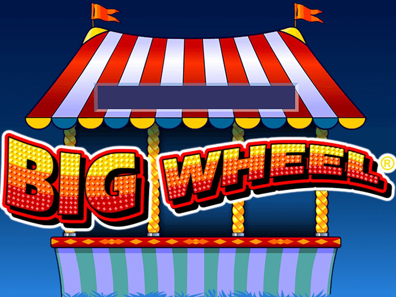 Reels in Big Wheel Slot Game by Realistic Games
