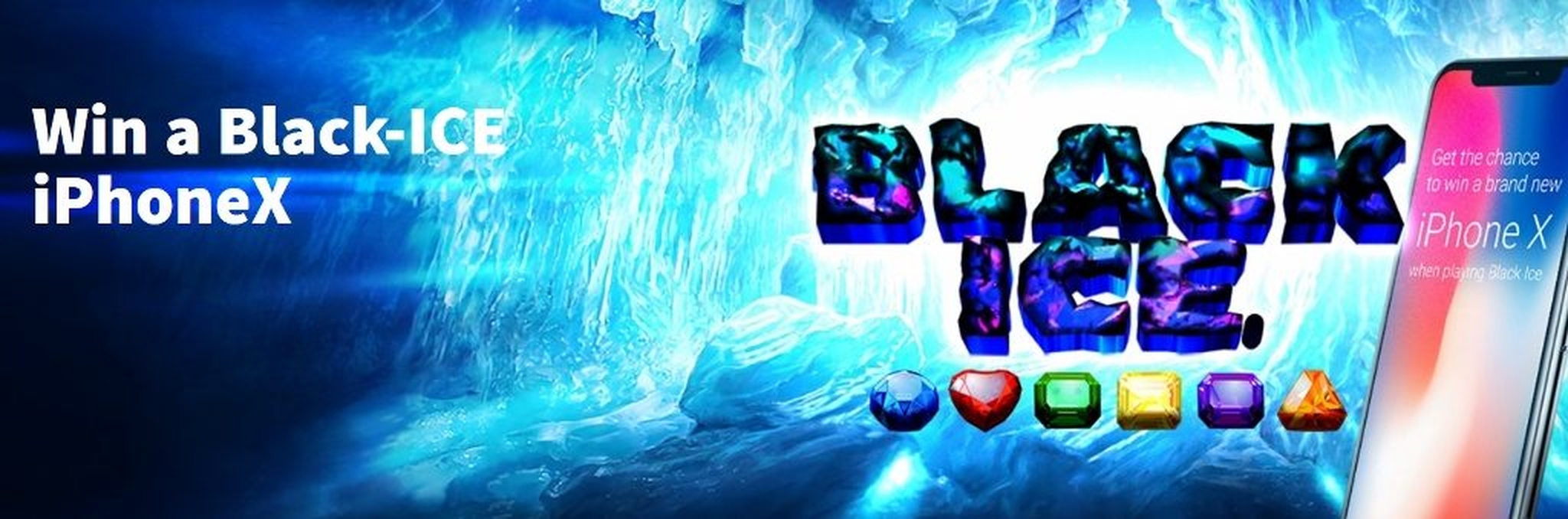 The Black Ice Online Slot Demo Game by Realistic Games