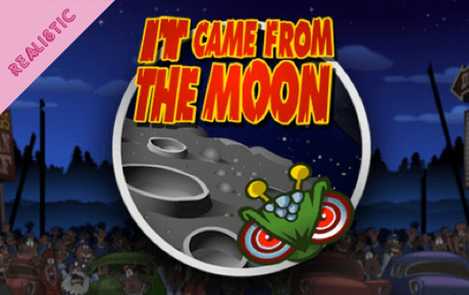The It Came From The Moon Online Slot Demo Game by Realistic Games