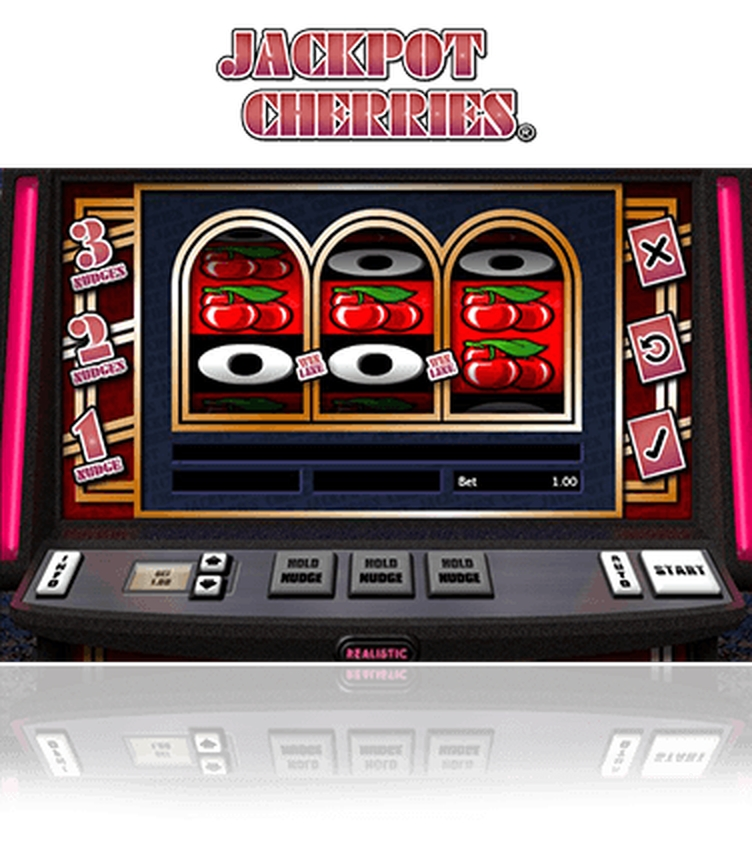 The Jackpot Cherries Online Slot Demo Game by Realistic Games