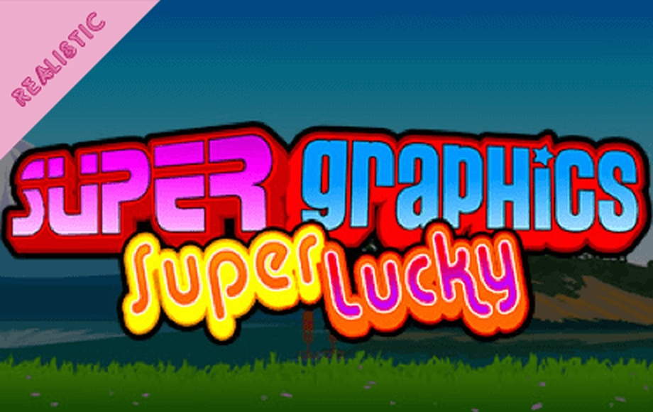 The Super Graphics Super Lucky Online Slot Demo Game by Realistic Games