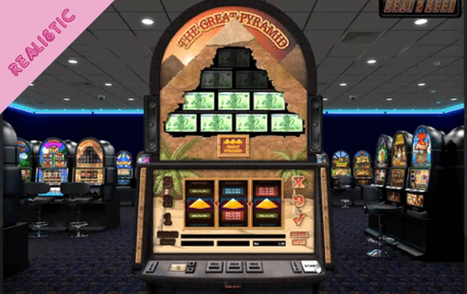 The The Great Pyramid Online Slot Demo Game by Realistic Games