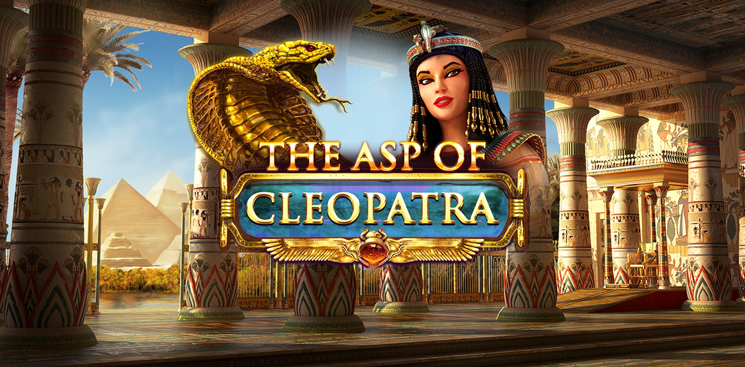 The The Asp of Cleopatra Online Slot Demo Game by Red Rake