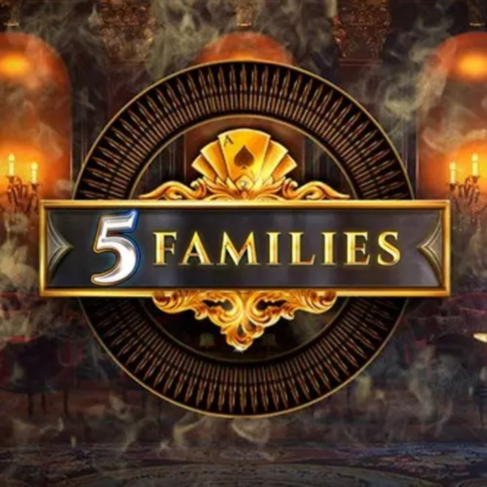 The 5 Families Online Slot Demo Game by Red Tiger