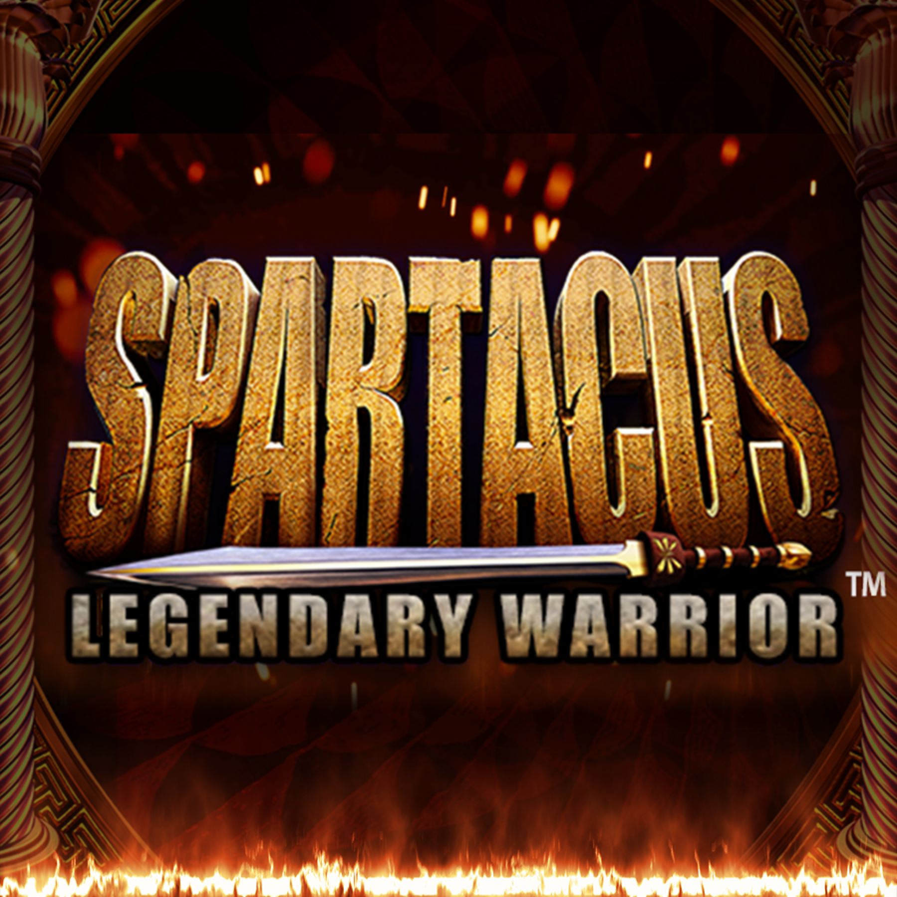 The Spartacus Legendary Warrior Online Slot Demo Game by Red7 Mobile