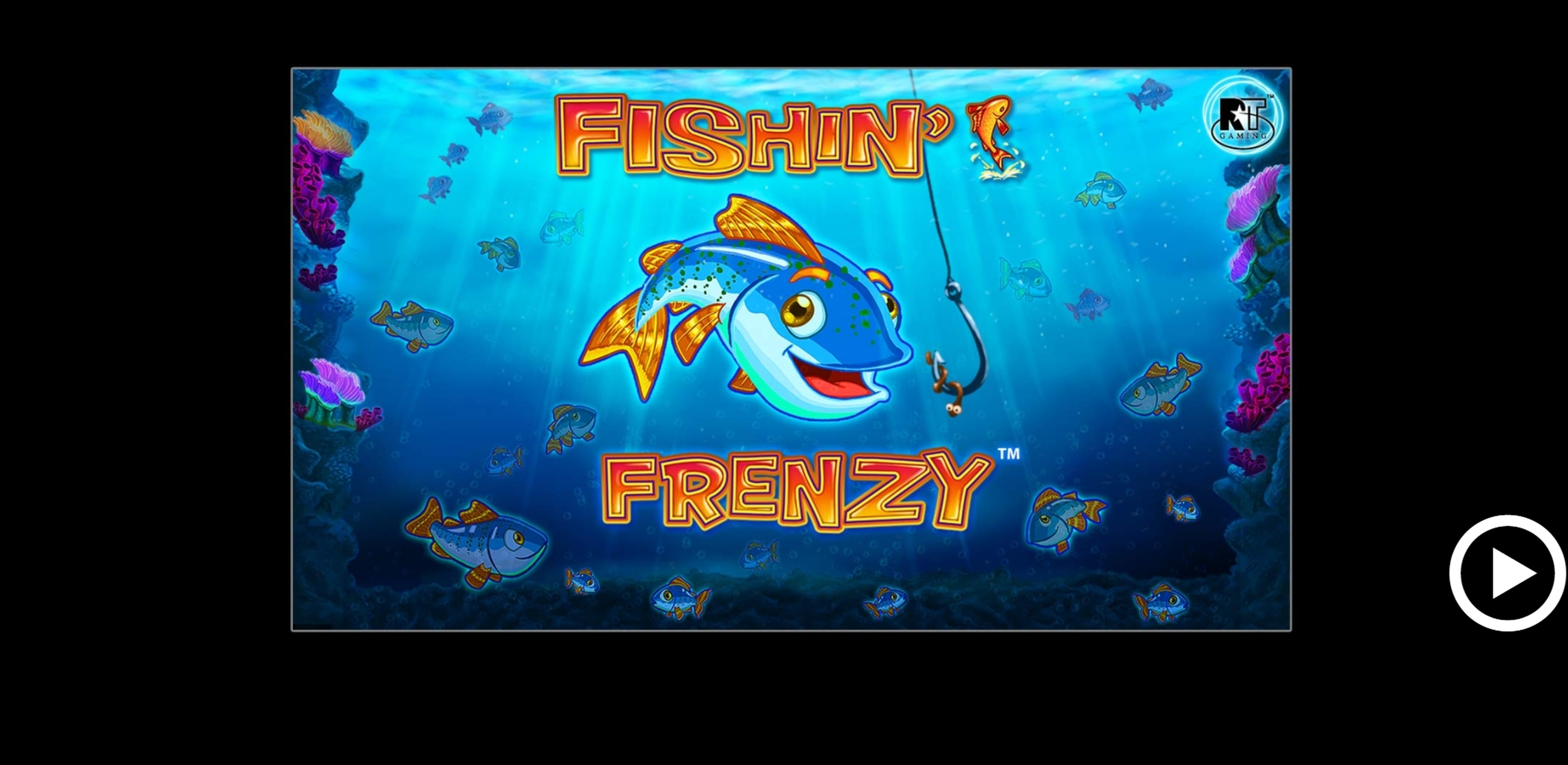 Play Fishin' Frenzy Free Casino Slot Game by Reel Time Gaming