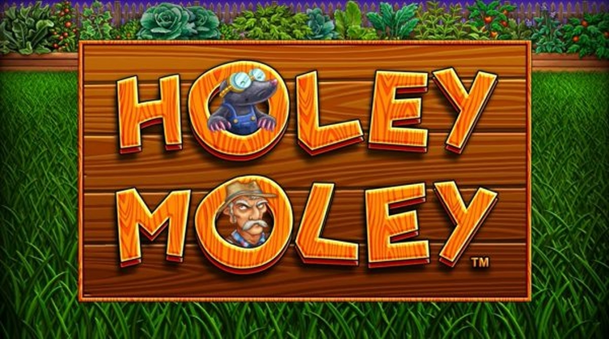 Reels in Holey Moley Slot Game by Reel Time Gaming