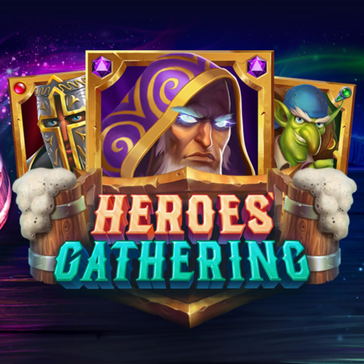 The Heroes Gathering Online Slot Demo Game by Relax Gaming