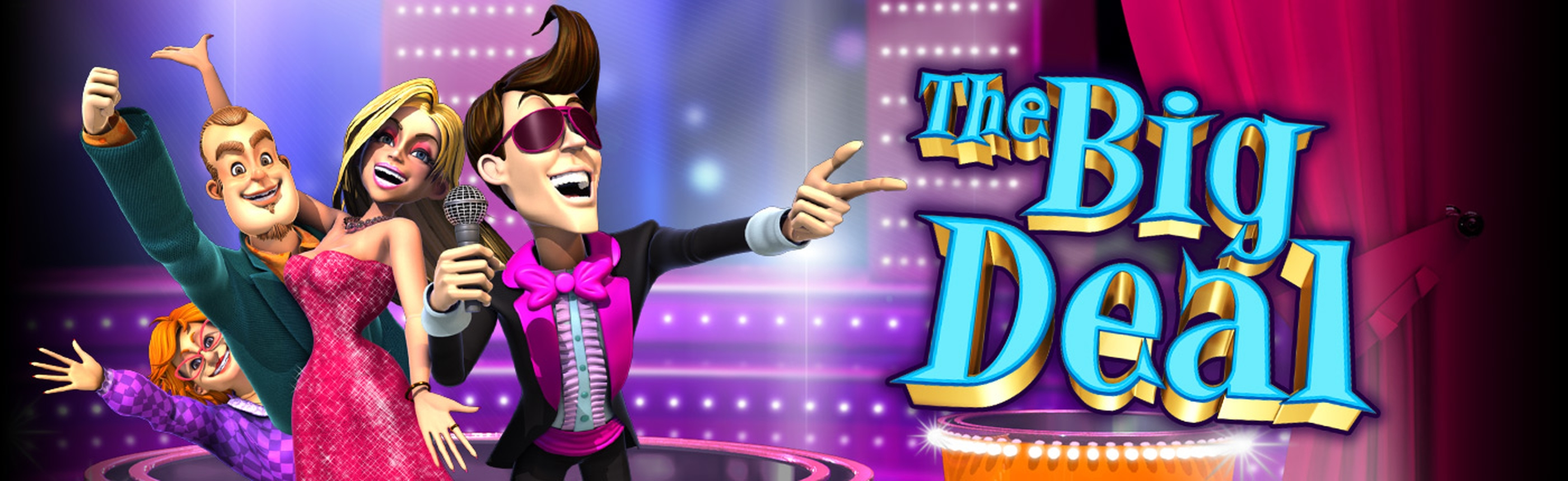 The The Big Deal (Revolver) Online Slot Demo Game by Revolver Gaming