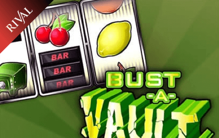 The Bust a Vault Online Slot Demo Game by Rival