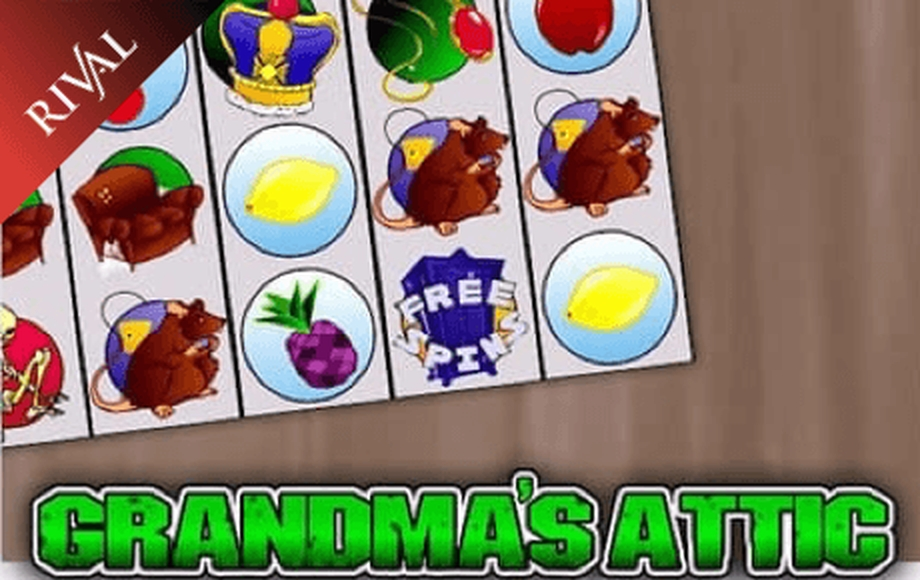 The Grandmas Attic Online Slot Demo Game by Rival