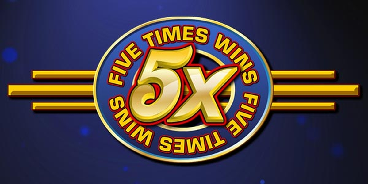 The Jackpot 5X Wins Online Slot Demo Game by Rival