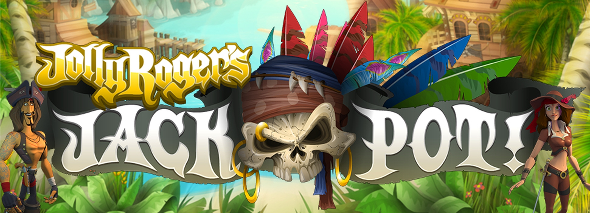The Jolly Roger's Jackpot Online Slot Demo Game by Rival