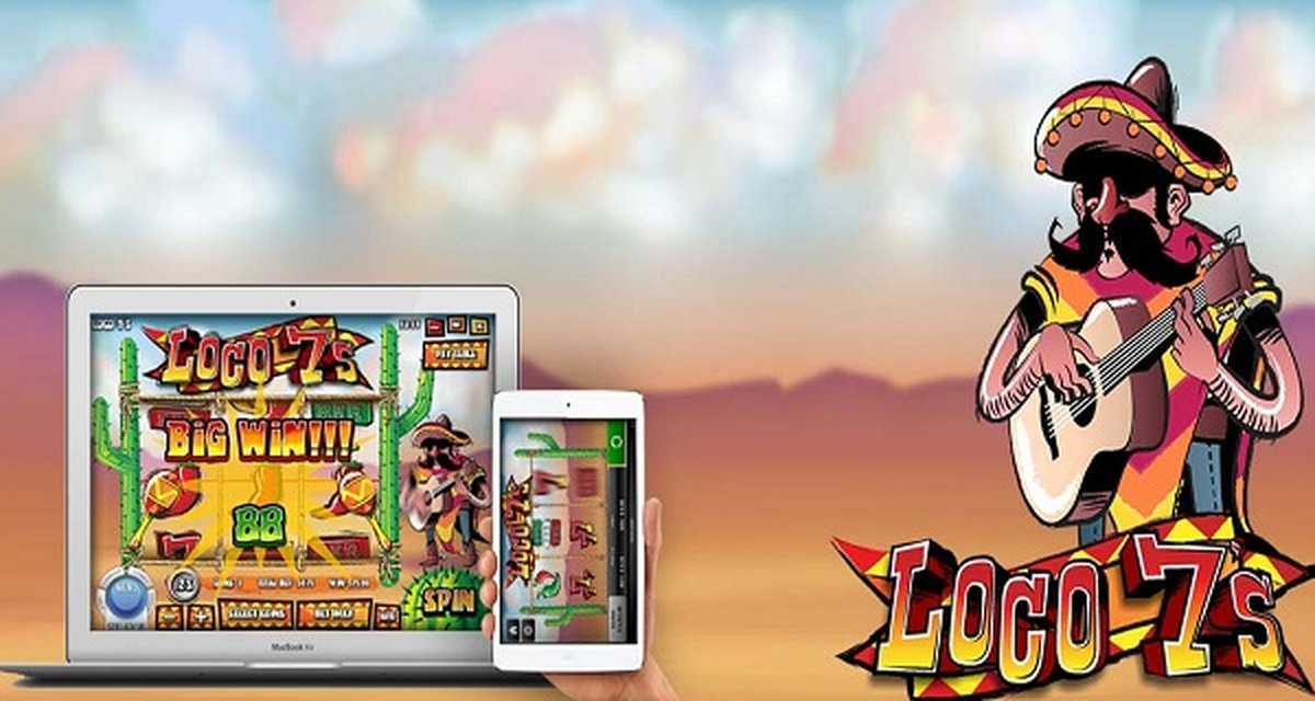 The Loco 7's Online Slot Demo Game by Rival
