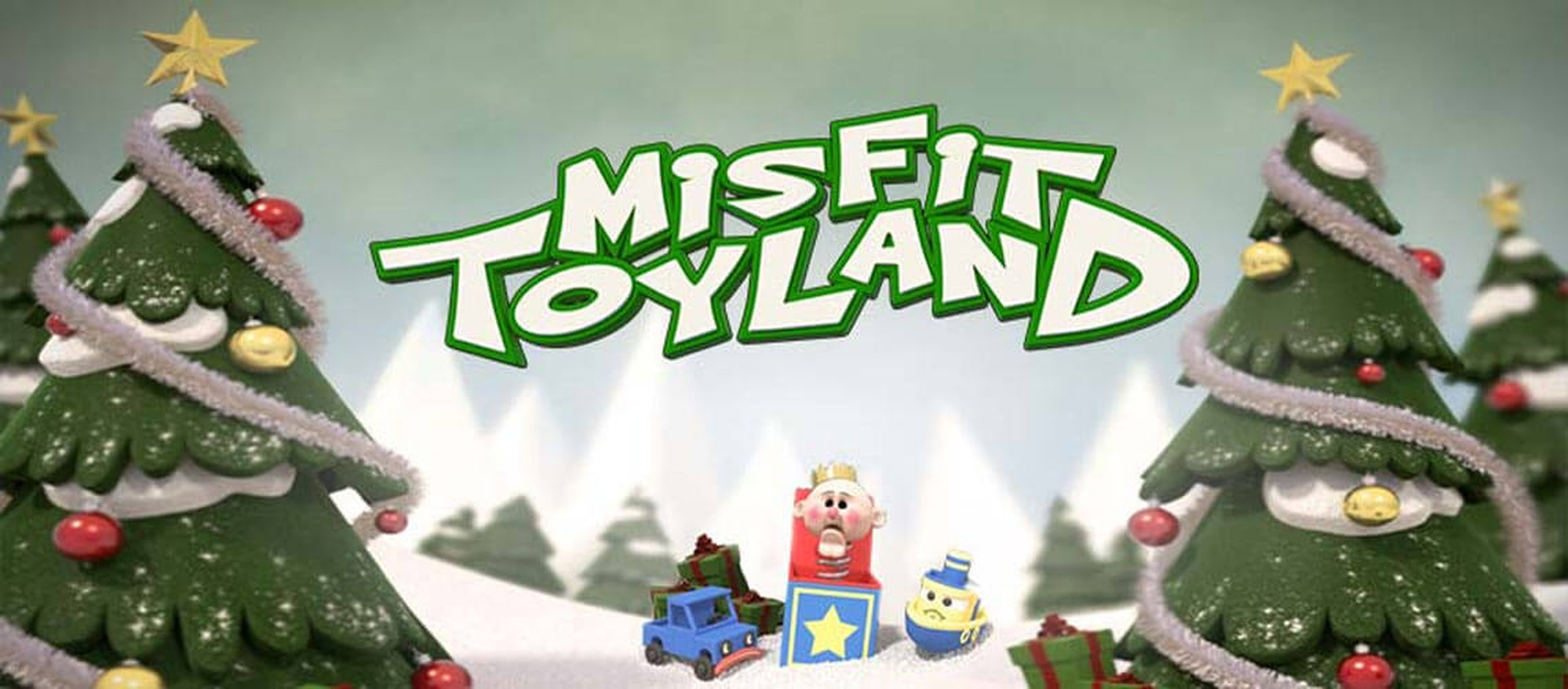 The Misfit Toyland Online Slot Demo Game by Rival