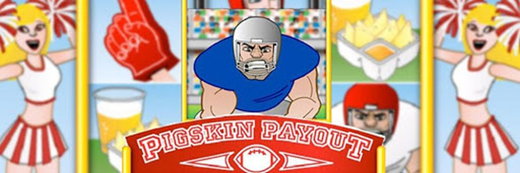 The Pigskin Payout Online Slot Demo Game by Rival
