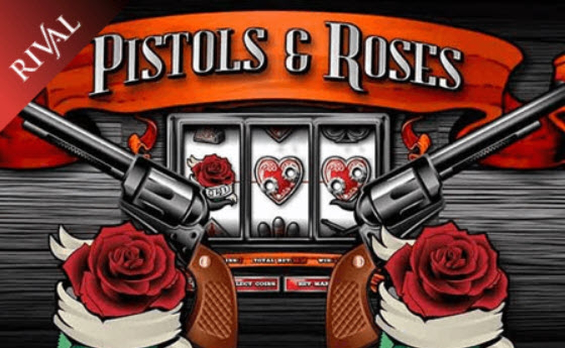 The Pistols & Roses Online Slot Demo Game by Rival