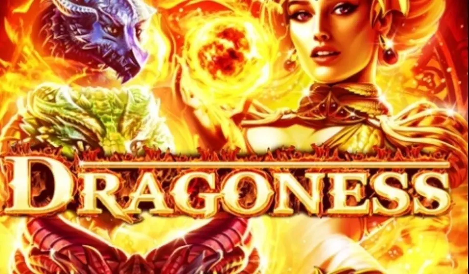 The Dragoness Online Slot Demo Game by Ruby Play