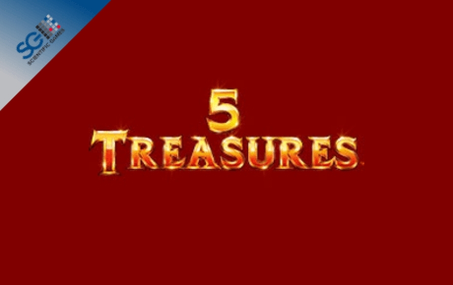 The 5 Treasures Online Slot Demo Game by SG Interactive