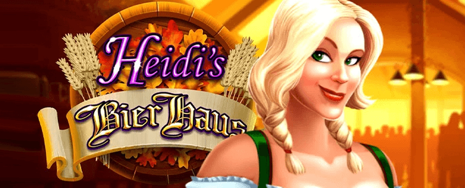 The Heidi's Bier Haus Online Slot Demo Game by SG