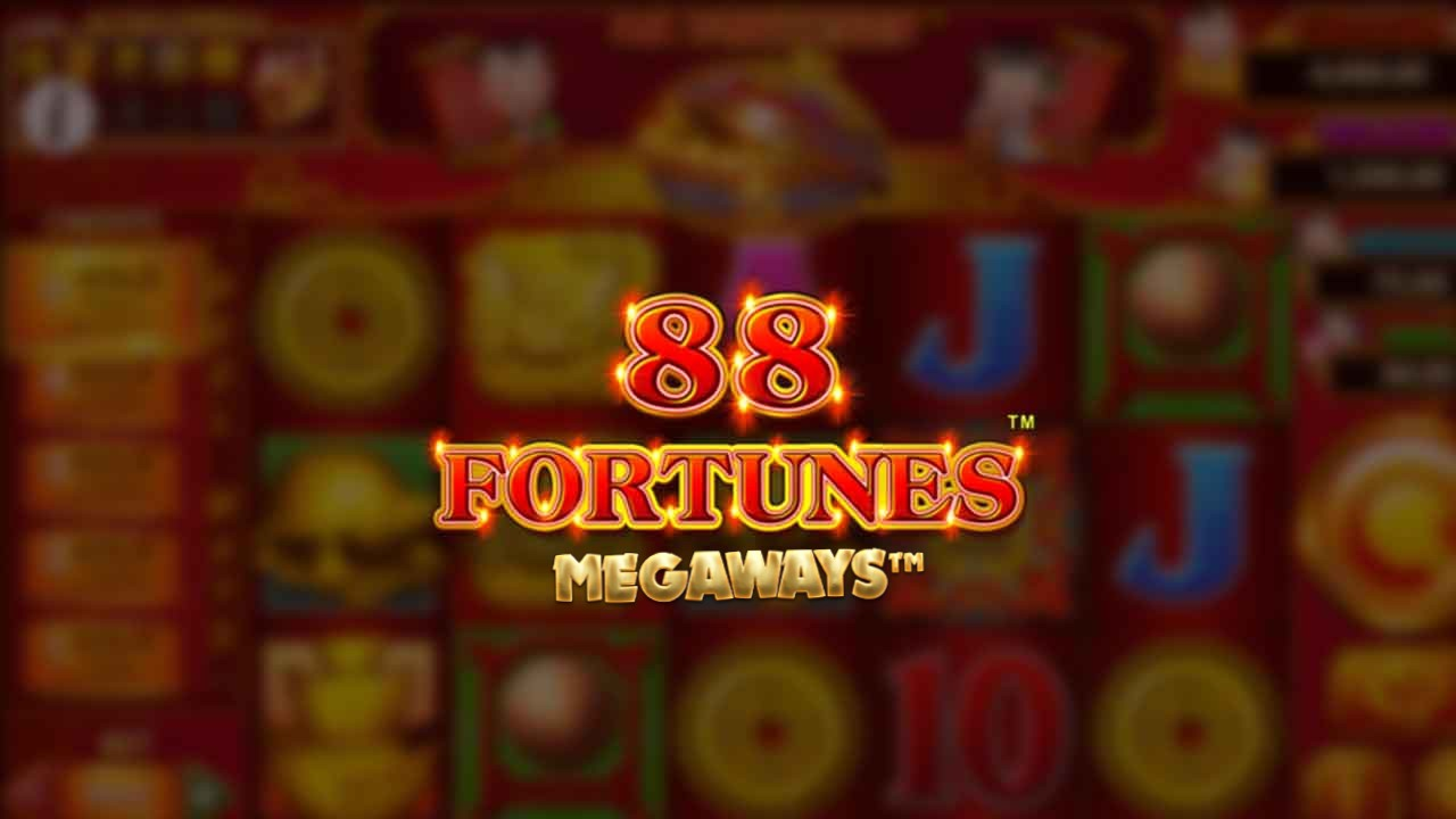 The 88 Fortunes Megaways Online Slot Demo Game by Shuffle Master