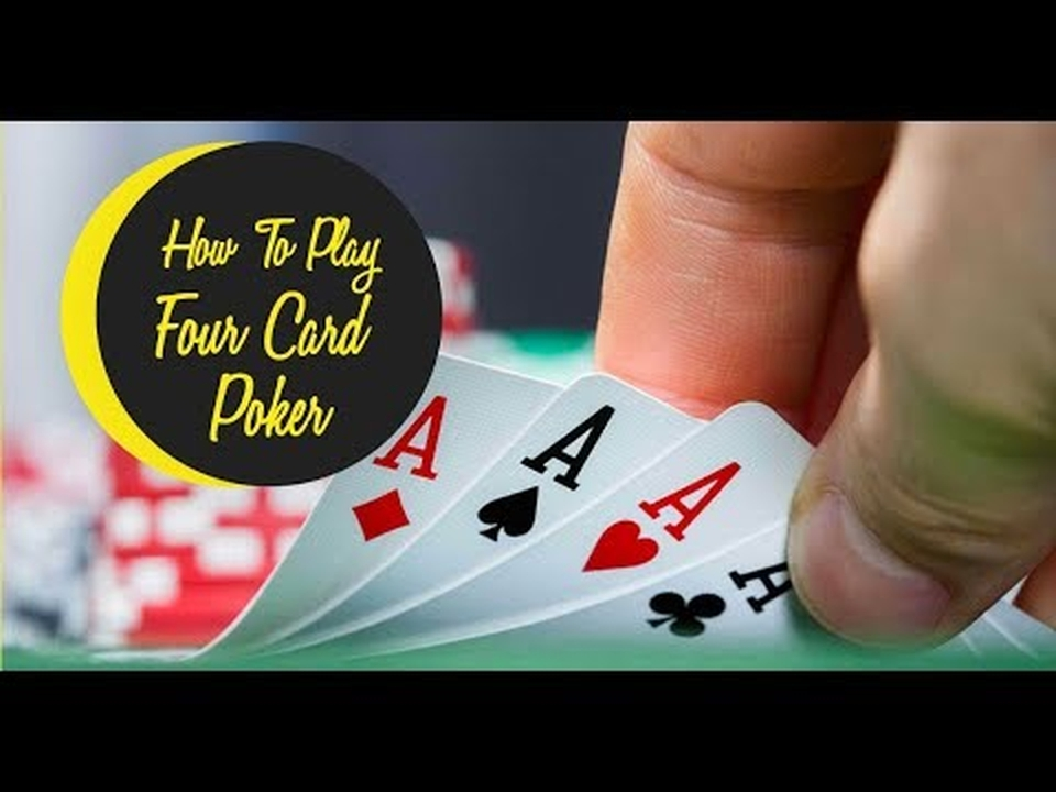 The Four Card Poker (Shuffle Master) Online Slot Demo Game by Shuffle Master