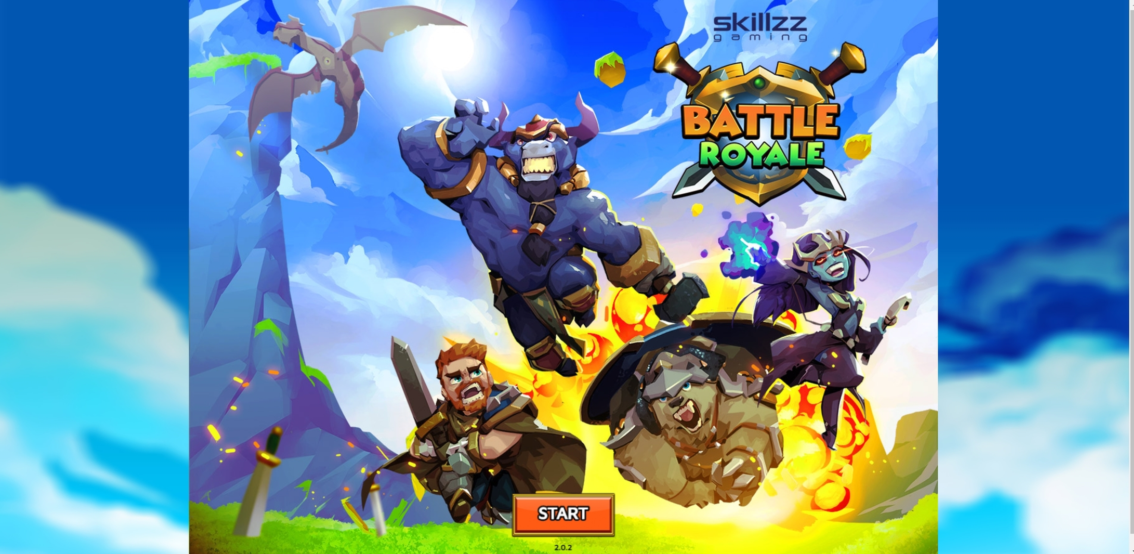 Play Battle Royale (Skillzzgaming) Free Casino Slot Game by Skillzzgaming