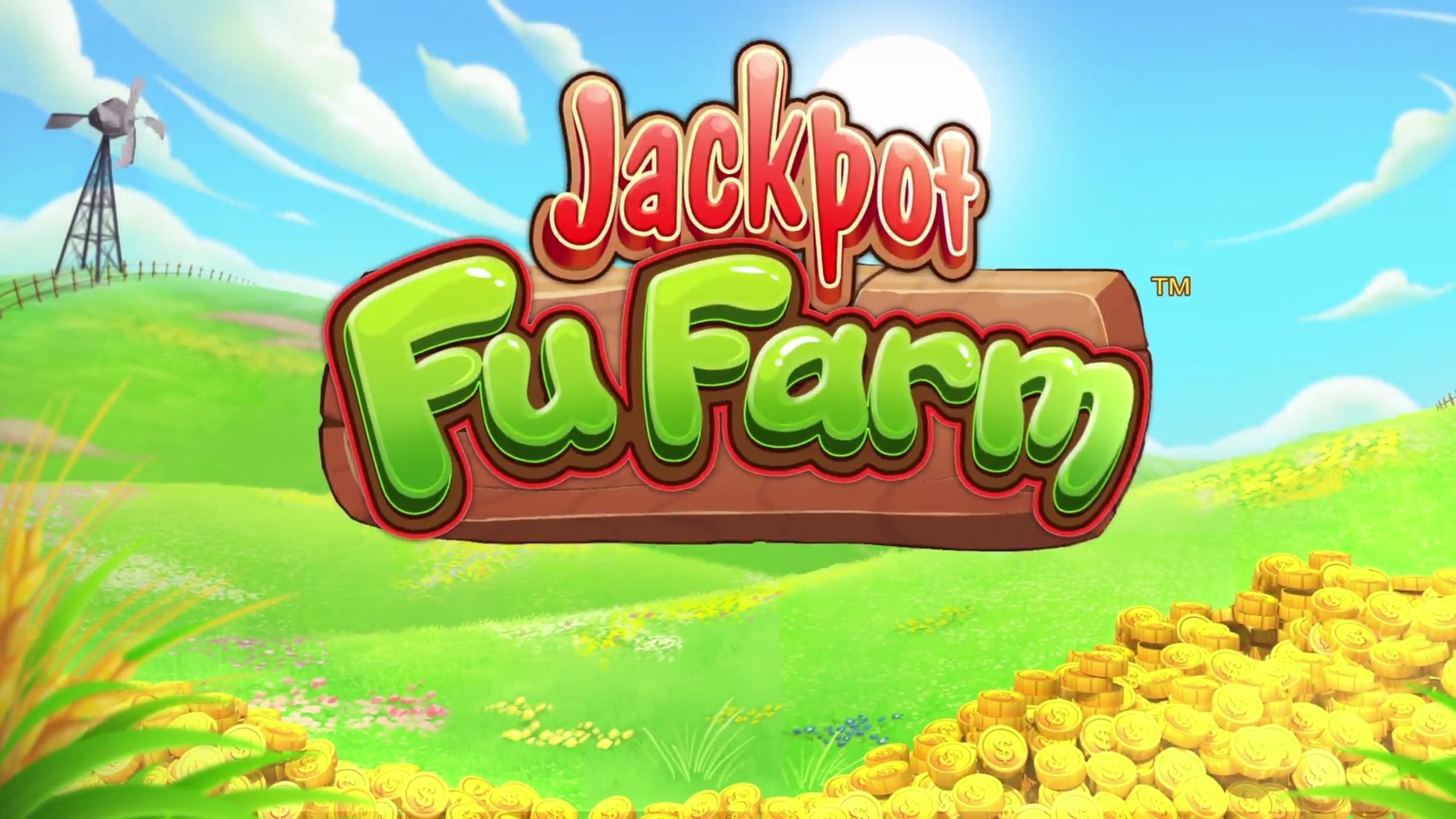 Win Money in Fu Farm Jackpot Free Slot Game by Skywind