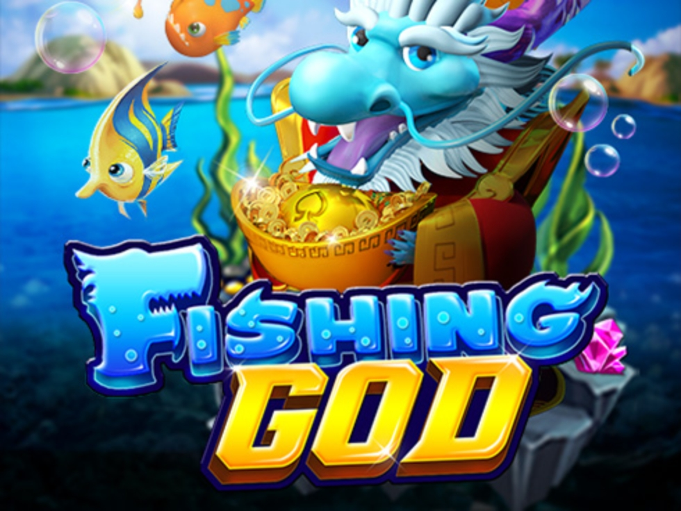 The Fishing God Online Slot Demo Game by Spade Gaming