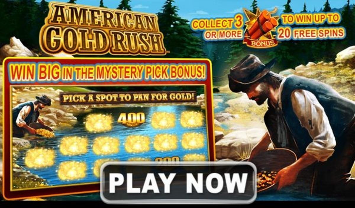The American Gold Rush Online Slot Demo Game by Spin Games