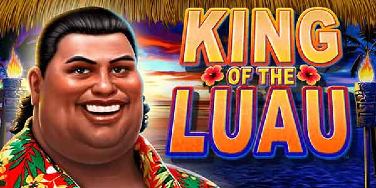 The King of the Luau Online Slot Demo Game by Spin Games