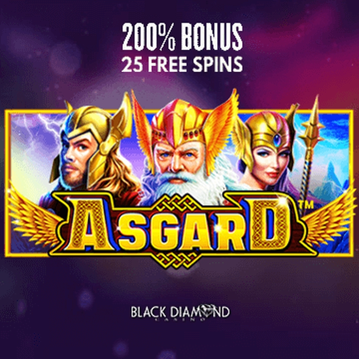 The Voyage to Asgard Online Slot Demo Game by Spin Games