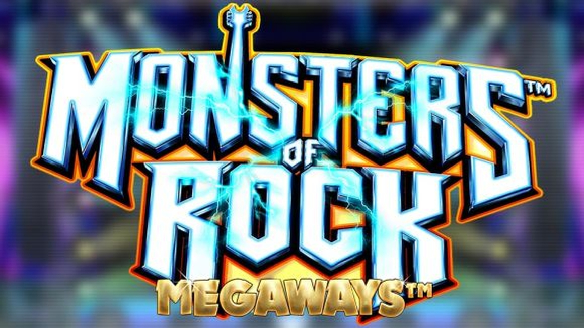 The Monsters of Rock Megaways Online Slot Demo Game by Storm Gaming