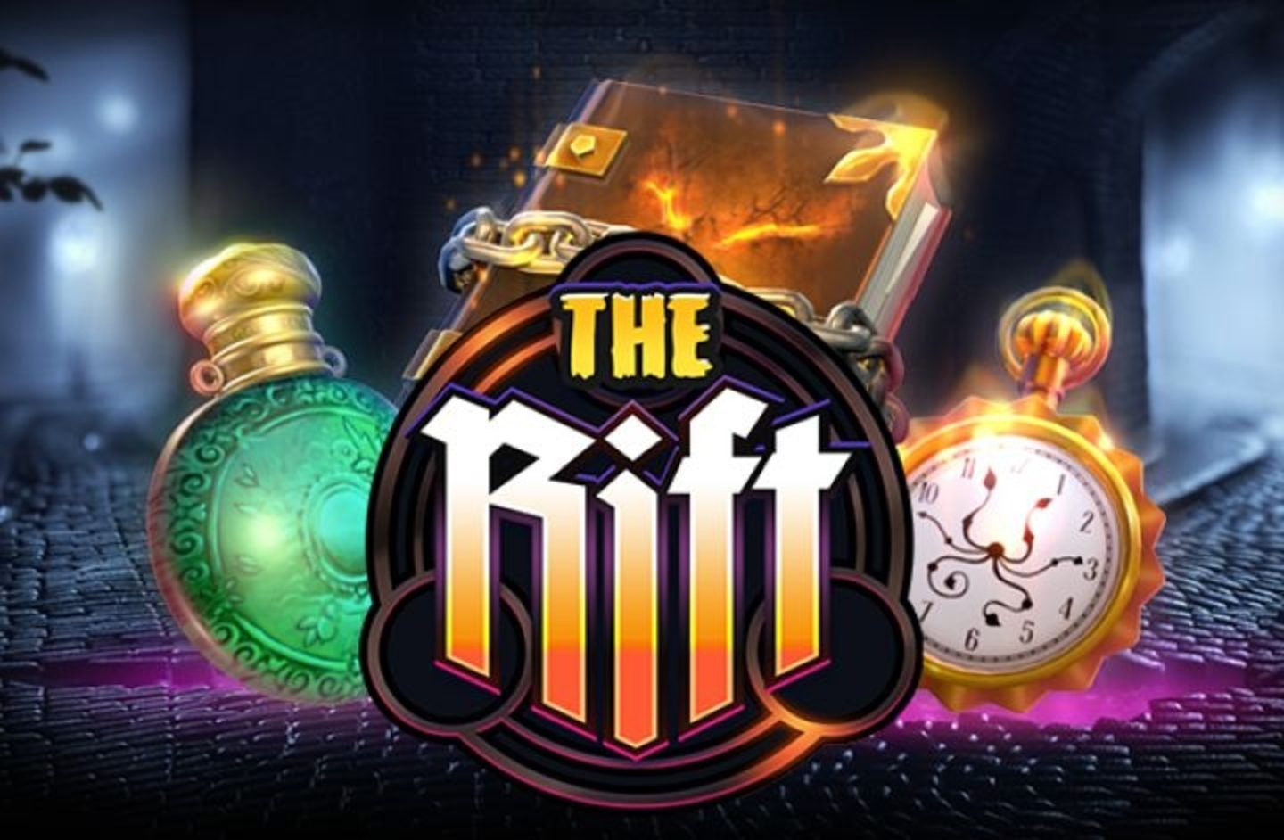 The The Rift Online Slot Demo Game by Thunderkick