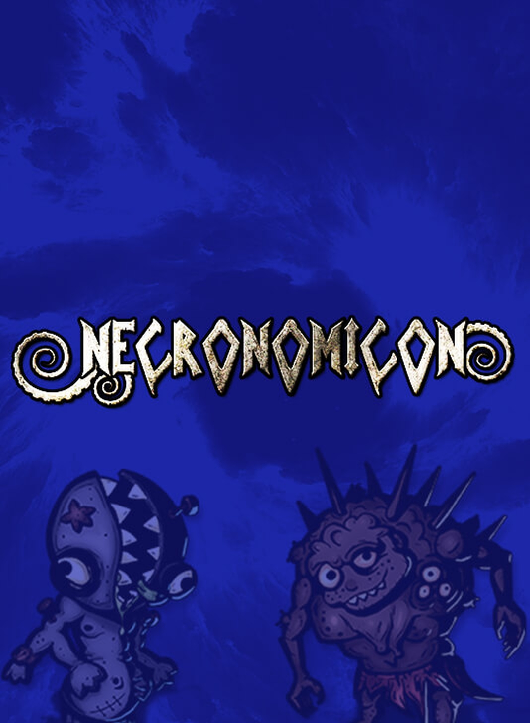 The Necronomicon Online Slot Demo Game by Thunderspin