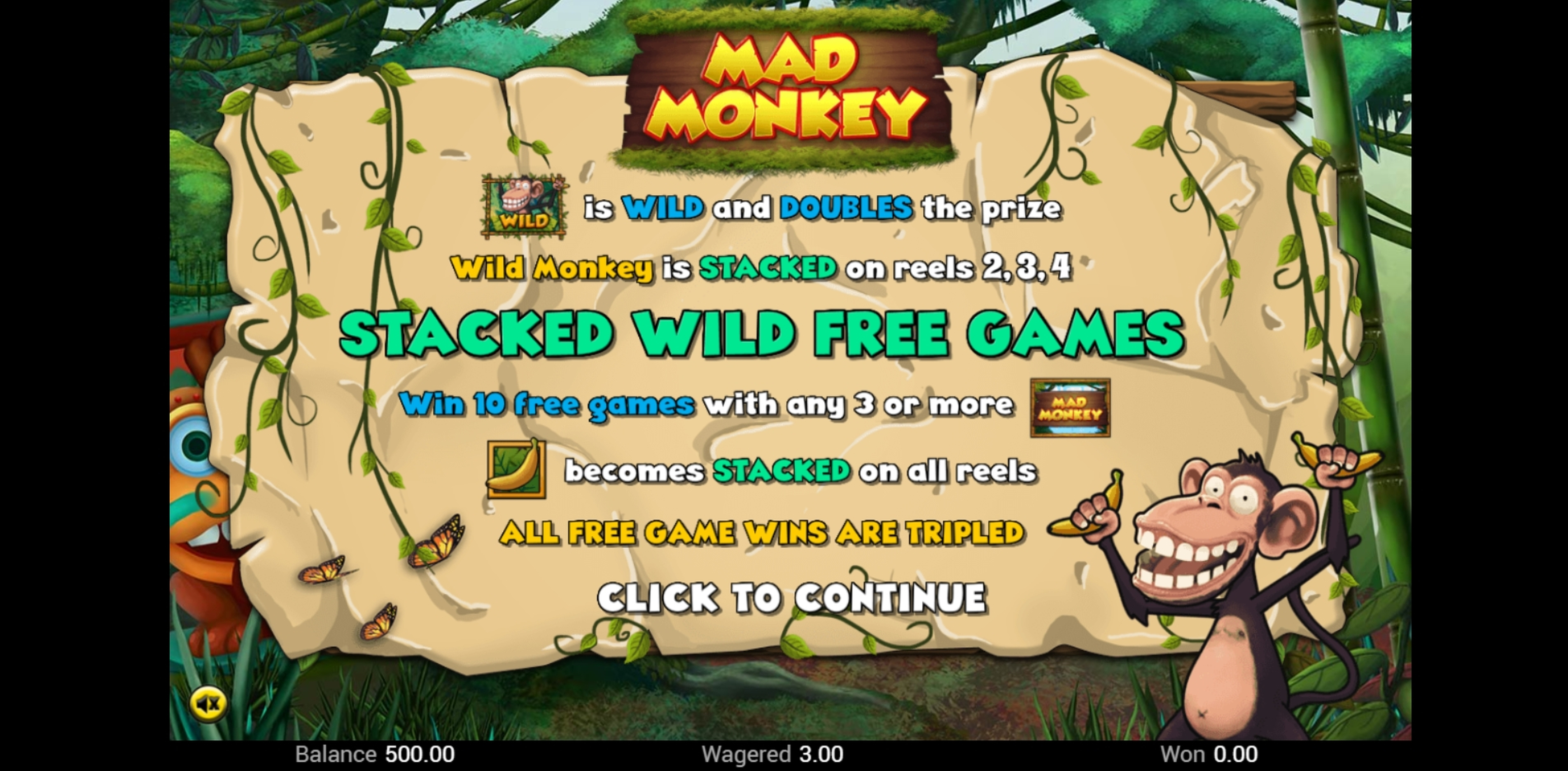 Play Mad Monkey Free Casino Slot Game by Top Trend Gaming