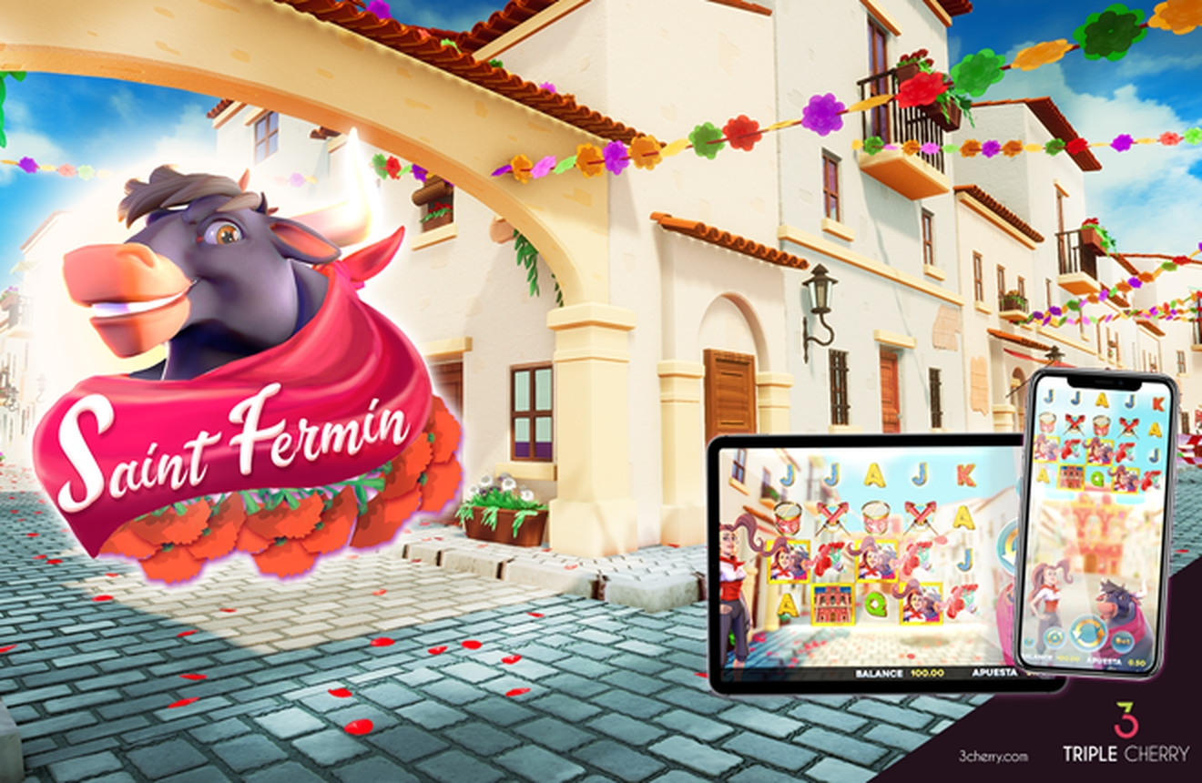 The Saint Fermin Online Slot Demo Game by Triple Cherry