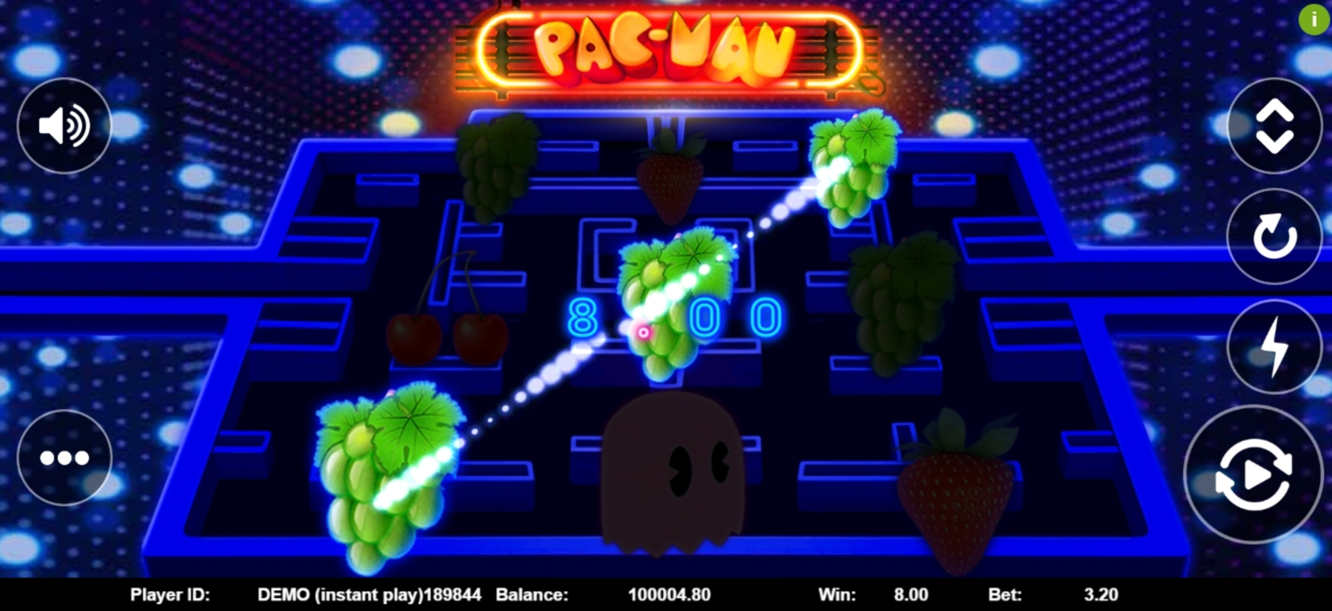 Win Money in Pac-man (Triple Profits Games) Free Slot Game by Triple Profits Games