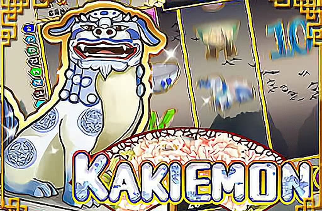 The Kakiemon Online Slot Demo Game by Vela Gaming