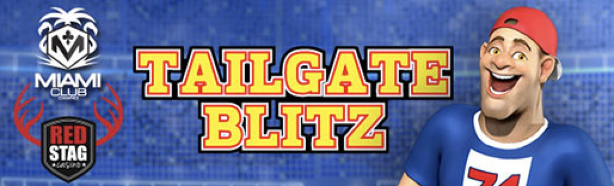 The Tailgate Blitz Online Slot Demo Game by Wager Gaming