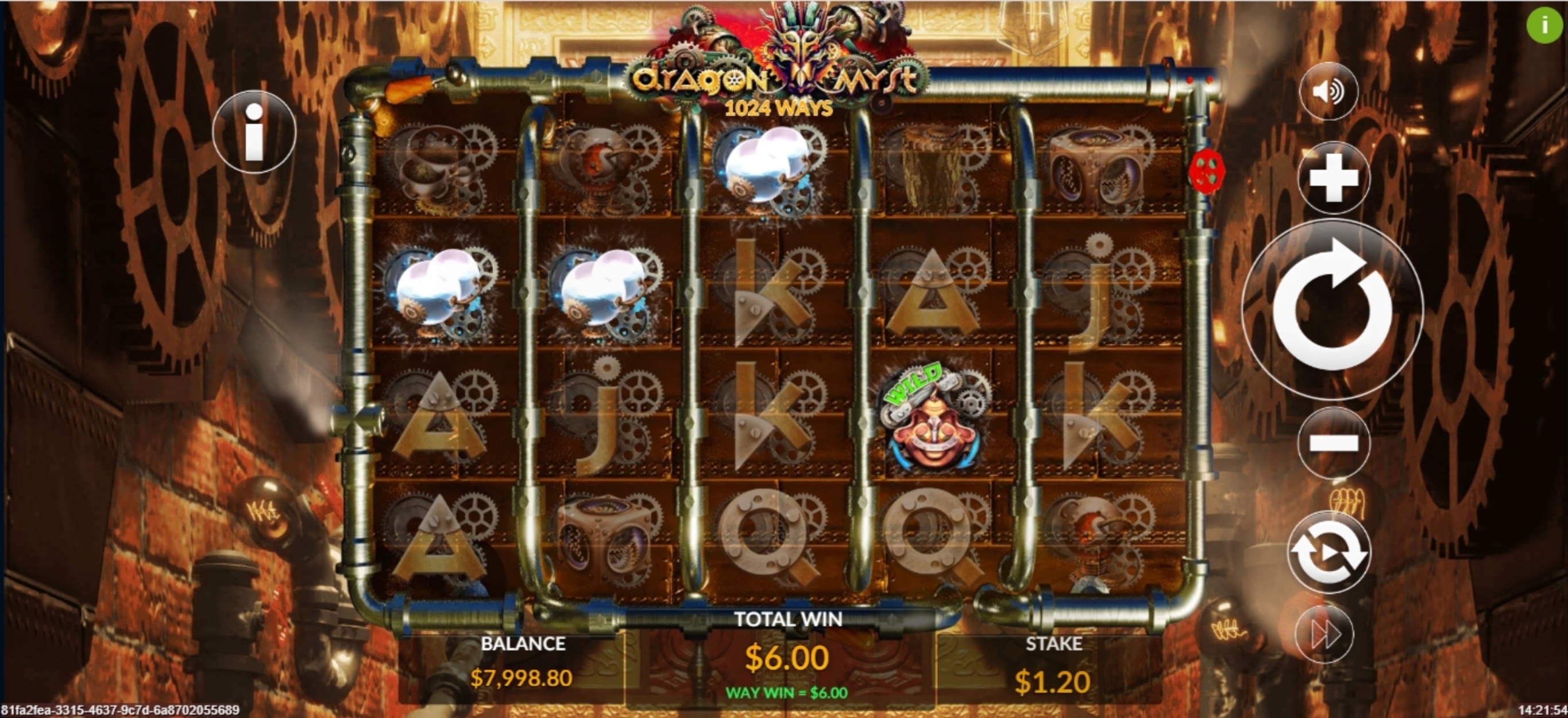 Win Money in Dragon Myst Free Slot Game by Maverick