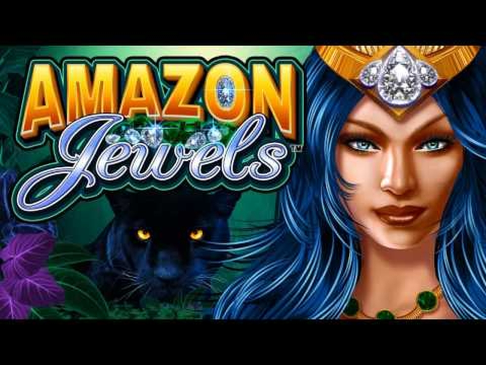 The Amazon Jewels Online Slot Demo Game by Wild Streak Gaming