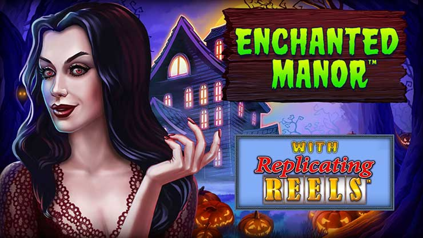 The Enchanted Manor Online Slot Demo Game by Wild Streak Gaming