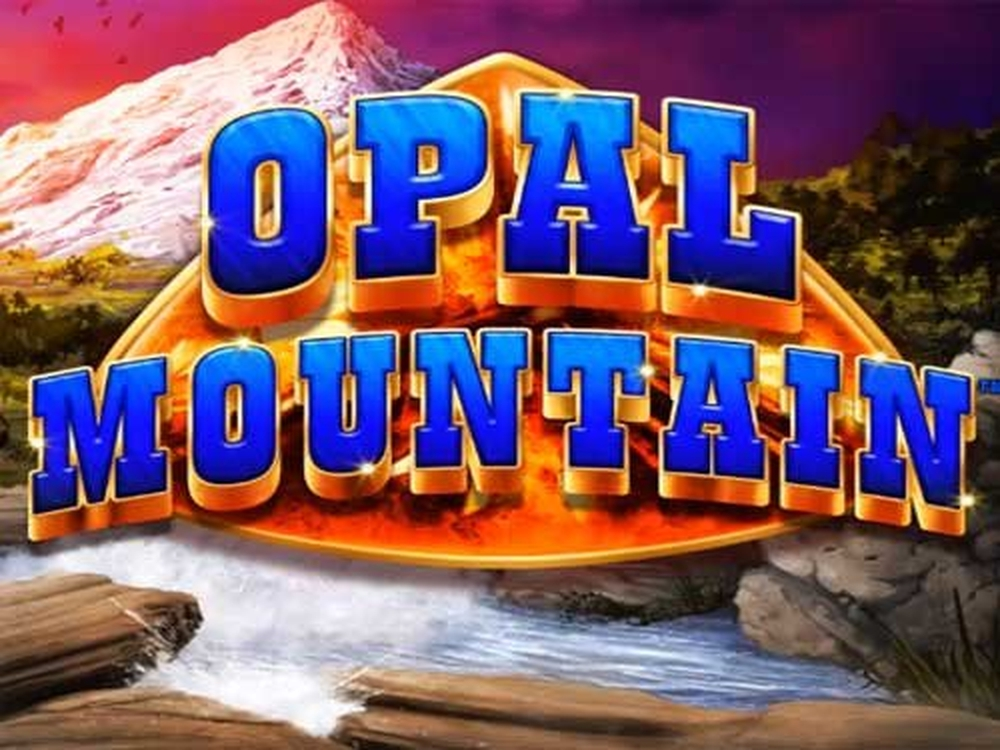 The Opal Mountain Online Slot Demo Game by Wild Streak Gaming
