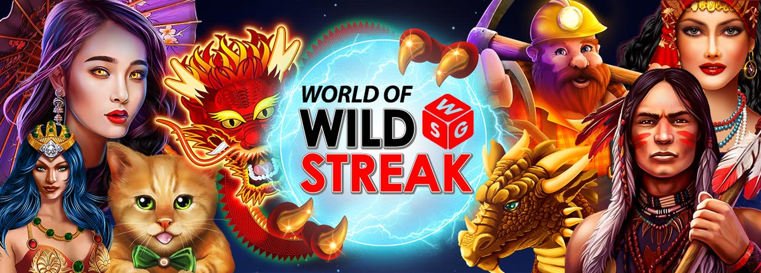 The Precious Pearl Online Slot Demo Game by Wild Streak Gaming