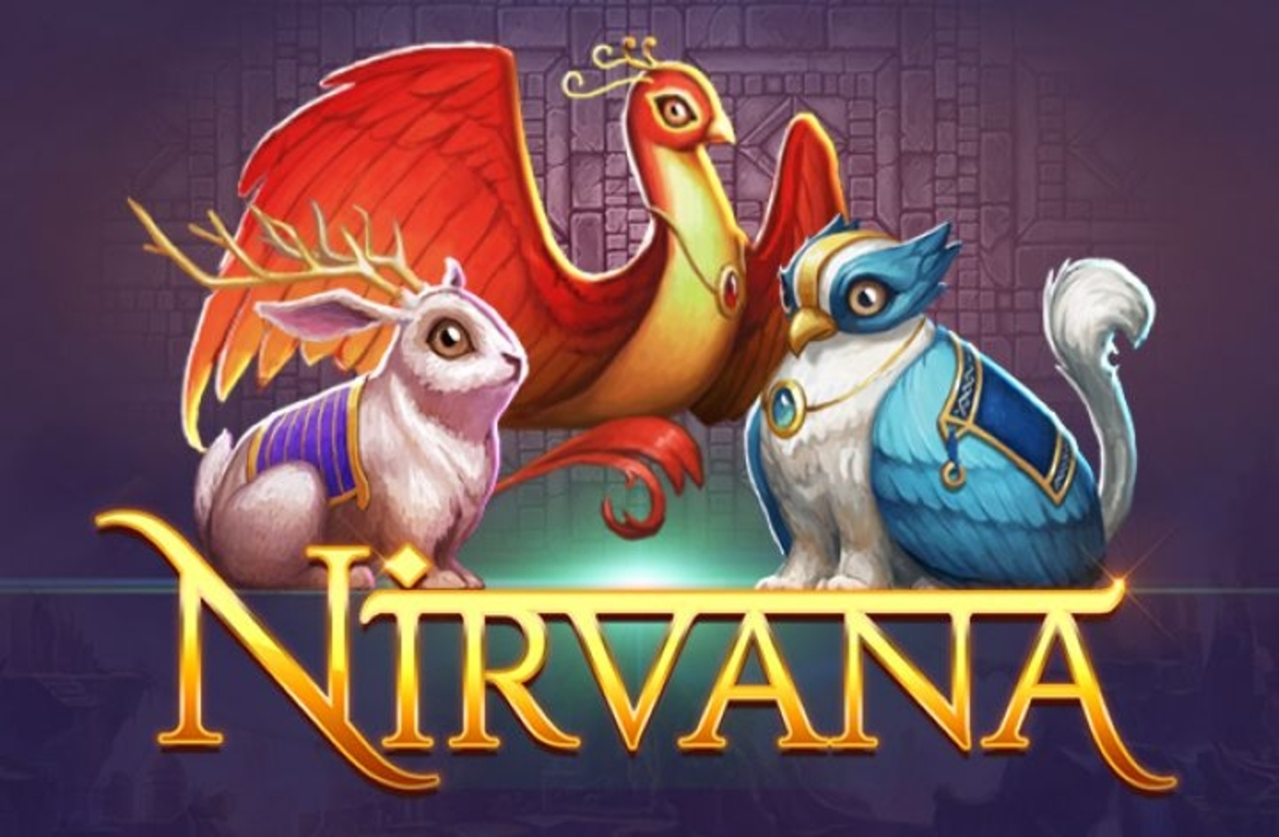 The Nirvana Online Slot Demo Game by Yggdrasil