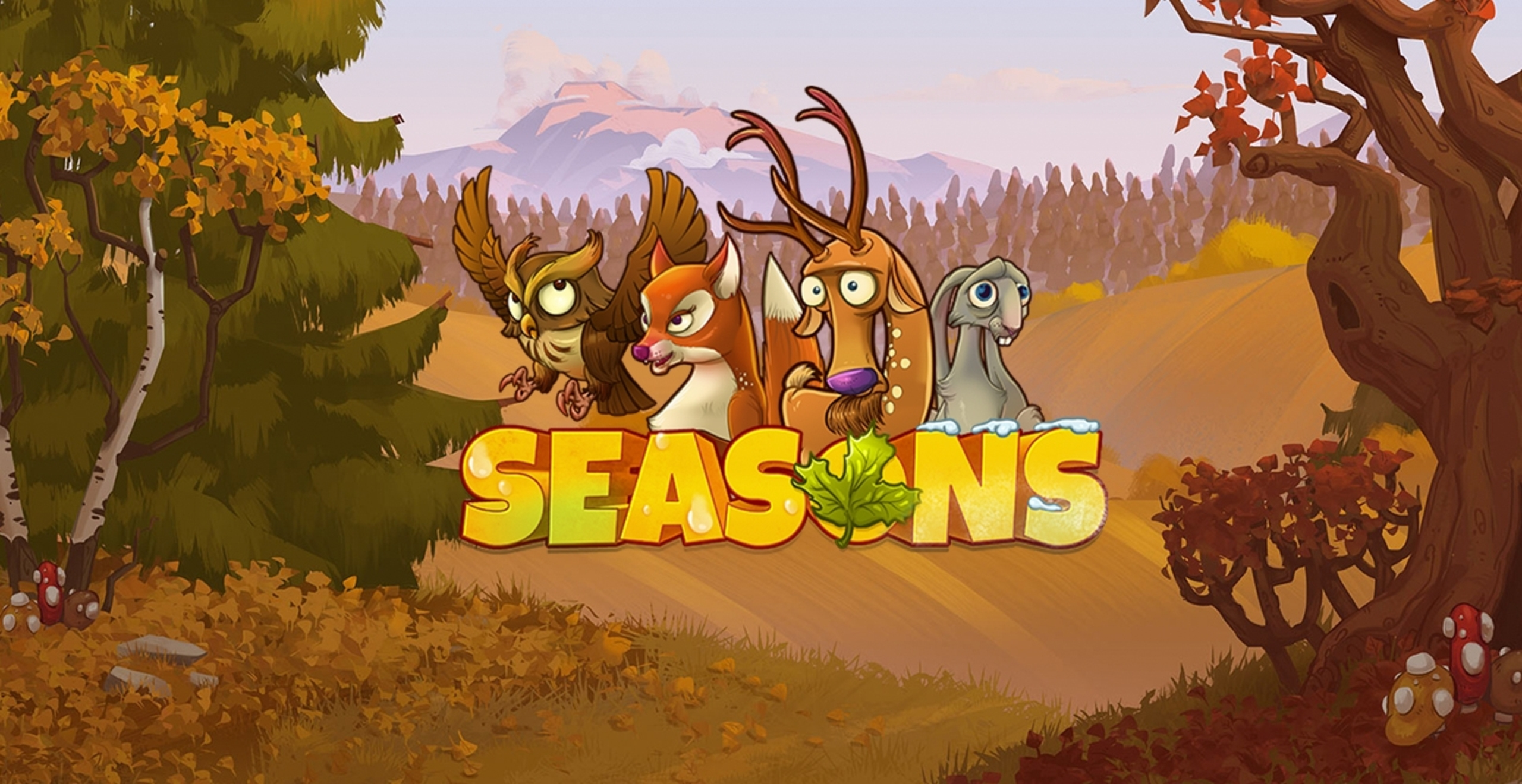 The Seasons Online Slot Demo Game by Yggdrasil
