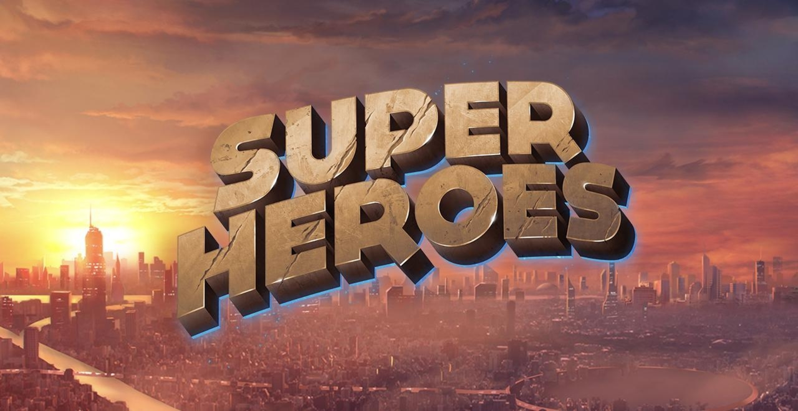 The Super Heroes Online Slot Demo Game by Yggdrasil