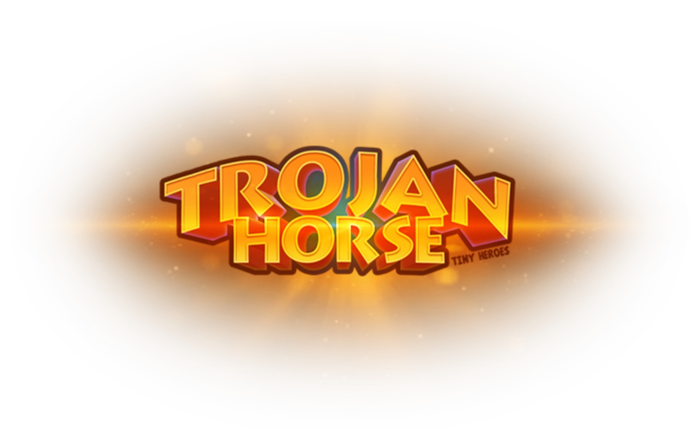The Trojan Horse Tiny Heroes Online Slot Demo Game by ZEUS PLAY